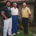 Kiker, Suárez y Orosia